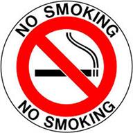No Smoking within 5m of School Grounds