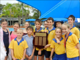Jindalee Swimming Team