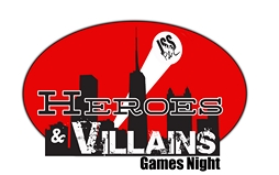 Heroes and Villians game night
